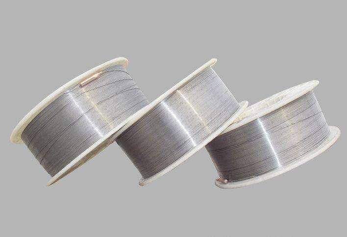 耐磨药芯焊丝