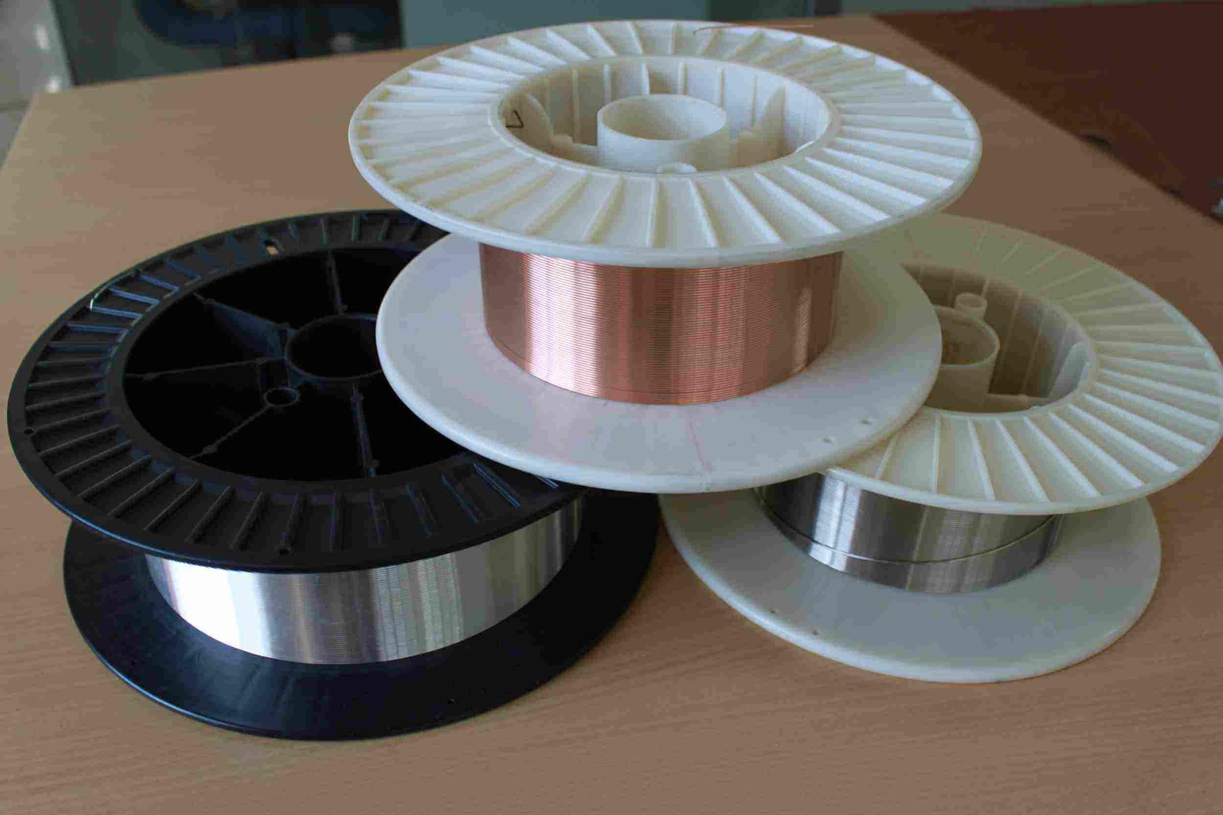 耐磨焊丝中焊剂类别与功
