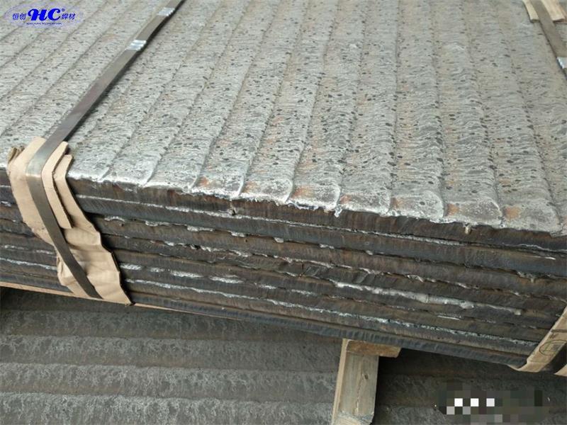 8+4双金属耐磨复合钢板