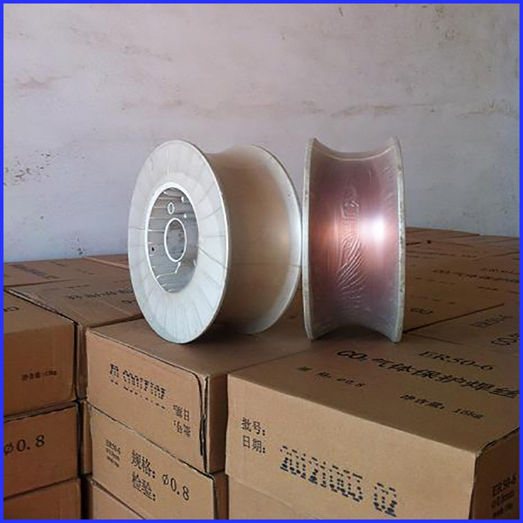 耐磨焊丝的制造过程
