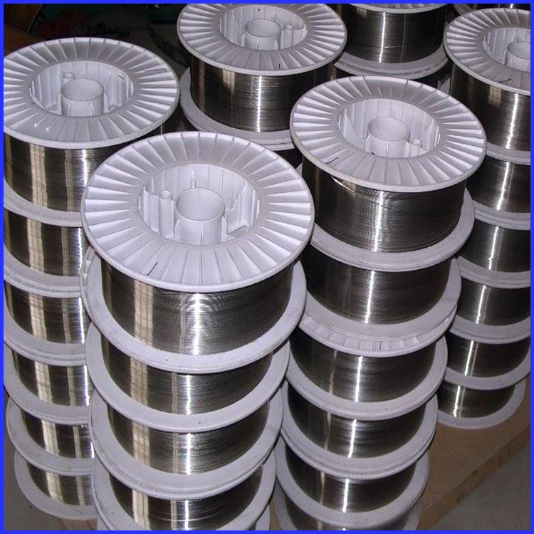 选择连接不锈钢焊丝和填充材料的建议